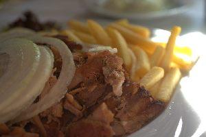 Restaurant Syrtaki mit leckeren griechischen Essen in Warendorf.